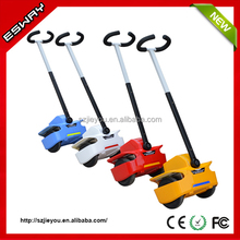 Newest type ES03 CE/RoHS/FCC approved chariot euro scooter 150cc with 2 front small wheels motorcycle