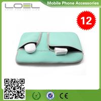 Nylon waterproof laptop computer hand bag for macbook 11 ,13 inch B022472(1)