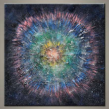 Original nuevo diseño de venta al por mayor imágenes pinturas abstractas