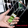 hot selling TPU unique liquid phone case for Samsung/Iphone 5/6