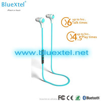 Electronics mobile accessory hot new products 2015 mini wireless bluetooth headphones for IOS system device