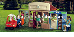 Nice Kids Cubby House for Backyard