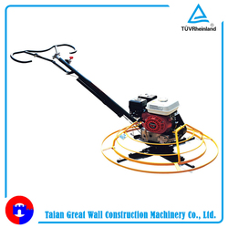 accuracy Power Trowel with Honda Engine