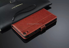 Universal smart phone wallet style leather case for htc desire 820, for HTC desire case leather HH-H820-27
