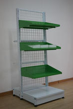 European metal stand for supermarket with reasonable price