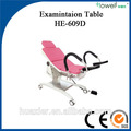 Eléctrica de examen médico mesa de terapia/gynecologicaltable/equipos médicos de los importadores