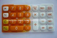 membrane silicone rubber keypad,mini foldable keypad for notebook tablet pc,silicone rubber keypad button