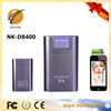 Power bank 8400mah mobile phone battery charger with CE FCC ROHS approved