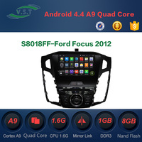 2 Din Android 4.4 Car audio System Car Dvd radio with Gps for C-Max/ Fo cus 2012