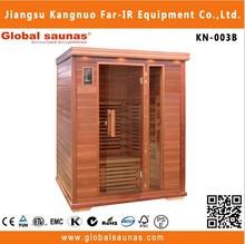 health care products infrared sauna cabin 150*115*190cm KN-003B