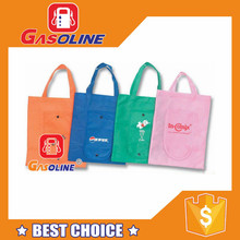 Factory supplied handmade 80gsm ecological reusable non woven bag