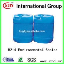 brass polishing chemicals/electroplating solution Environmental Sealer