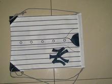 80gsm non woven fabric drawstring bag