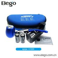 Elego 18350 mod Kamry k1000 e pipe vaporizer K1000