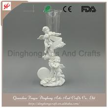 Wholesale Cheap Indoor Decorative Polyresin Religious Art Craft Angel