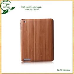 For iPad air Case,for ipad 2/3/4/mini case,original bamboo wood case for ipad air 5