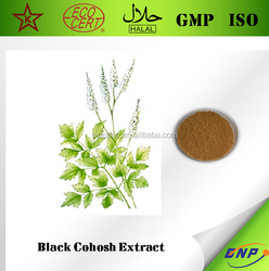 GMP Manufacturer Supply Natural Black Cohosh Extract 27-Deoxyactein Triterpene glycosides