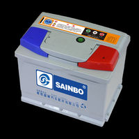 First -rate maintenance free car battery manufacturer NX120-7