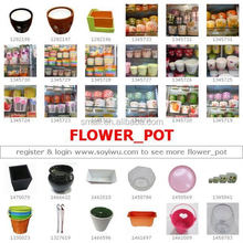 GARDEN PLANET : One Stop Sourcing from China : Yiwu Market for FlowerPot
