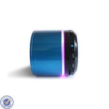 venta al por mayor nuevo elemento de color bluetooth altavoces a prueba de agua