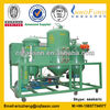 DTS series purifier/waste oil recycling equipment/automotive oil vacuum distillation equipment