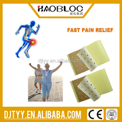 China Online Shopping Muscle Pain Relief Knee Patches