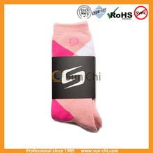 anti-bacterial argyle socks for footwear and promotiom,good quality fast delivery