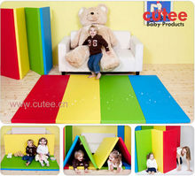 soft safety foldable baby play mat