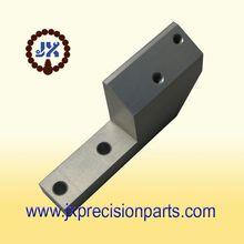 Custom sewing machine parts on CNC machining