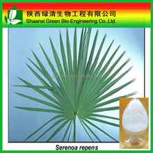 100% Natural Saw Palmetto Fruit Extract Fatty Acid, High Quality Fatty Acid/High Quality Saw Palmetto Extract/Saw Palmetto