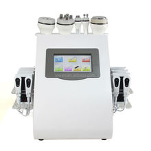SEGAWE 10 paddles lipo laser machine