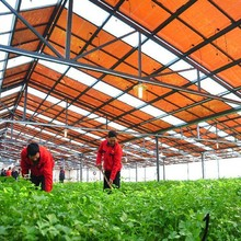 Hanergy solar energy system for agricultural greenhouse