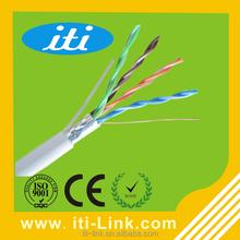 wholesale 4 pairs Cat5e patch panel cable FTP Cat5e
