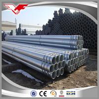 Q235/Q345/Q195/BS1139 scaffold galvanize pipe 6 meter