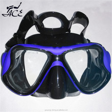 high quality oem scuba pvc/silicone Diving mask