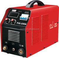 China top Brand tig welder Mealer Inverter DC TIG Welding machine argon welding machine price is competitive