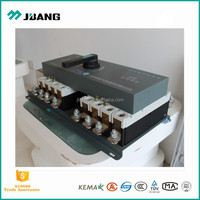 ATS current 10~800 A three phase automatic transfer switch breaking capacity 25~50 KA made in china