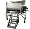 Plastic resin mixing machine