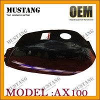 2015 Best selling Aluminum Motorcycle Fuel Tank & Oil Box For Suzuki AX100
