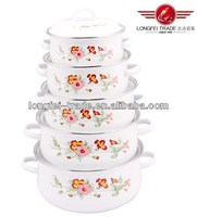cookware/enamel casserole pot