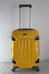 specially designed customized travel trolley luggage