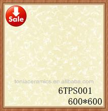 tonia sal soluble pulido azulejos de suelo de diseño