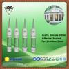 General purpose universal silicone sealant for glass