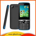 2015 Doble cámara de banda cuádruple sim fm mp3mp4 Nueva 2.4inch llegada de GSM Whatsapp teléfonos celulares baratos G521