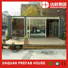 Daquan widely used drawing supportcontainer shipmentquick delivery container house prefabricated customer diy container house