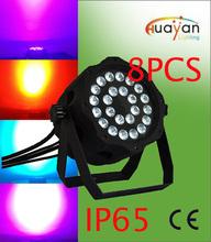 Professional 24*12W RGBW 4 in 1 waterproof LED par light,dj,bar,night club,led outdoor par light