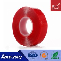 10mm X 50M Clear Strong Polyester Double Sided Adhesive Roll Tape