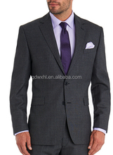 100% lã bespoke high end terno fotos de homens de terno terno de negócio profissional