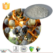 Natural and pure saw palmetto extract with 30% Fatty acids , test by GC