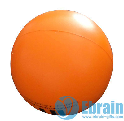 Imprinted PU Stress Ball, Round Ball